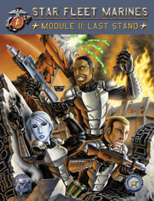 Star Fleet Marines Last Stand