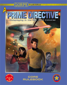 Gurps Prime Directive